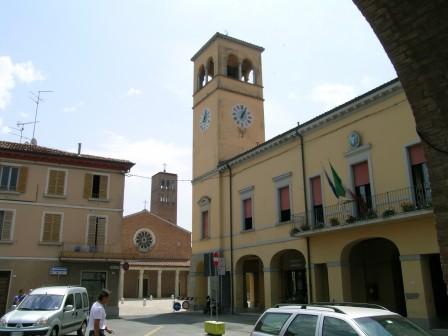 Il Comune e la Chiesa di Solarolo