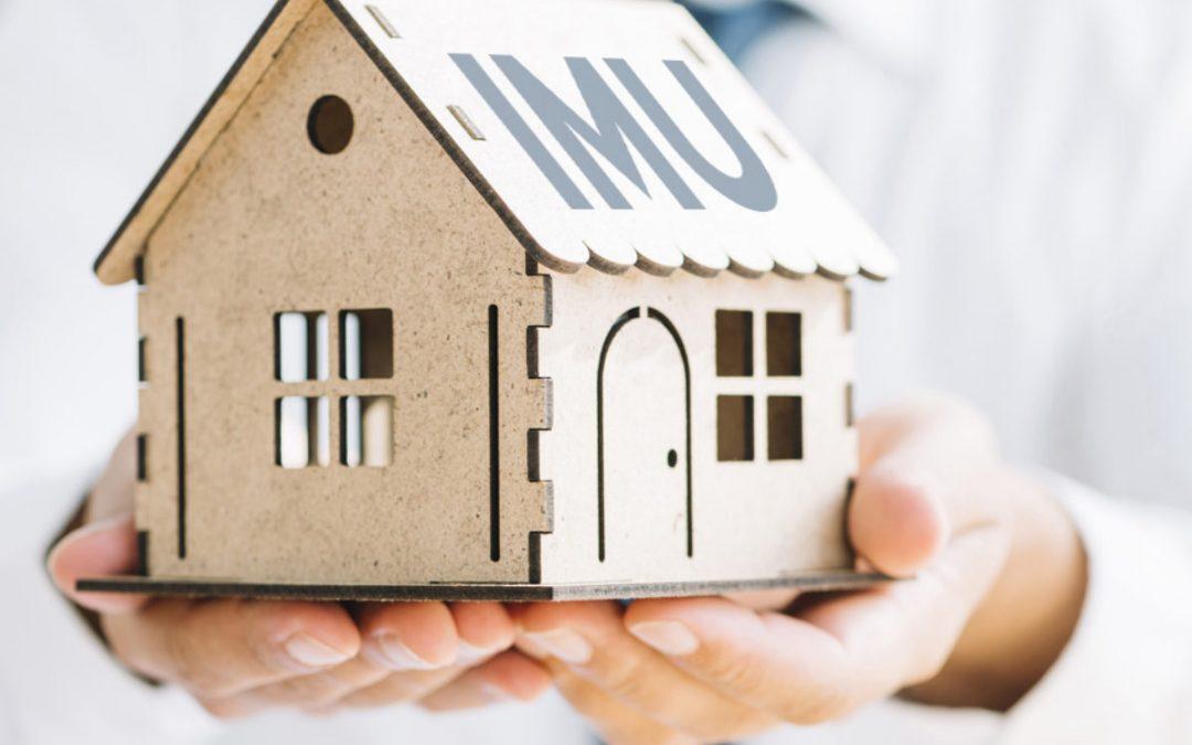 Imposta Municipale Propria – IMU: Approvazione nuovo Regolamento e definizione delle aliquote per il 2020