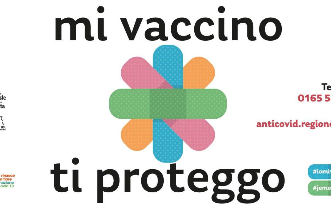 Al via la campagna vaccinale anti Covid-19